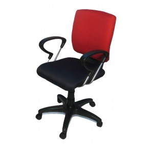 Modern Office Chair - Medium Back